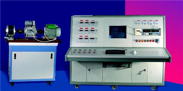 小功率電機型式試驗自動測試系統
